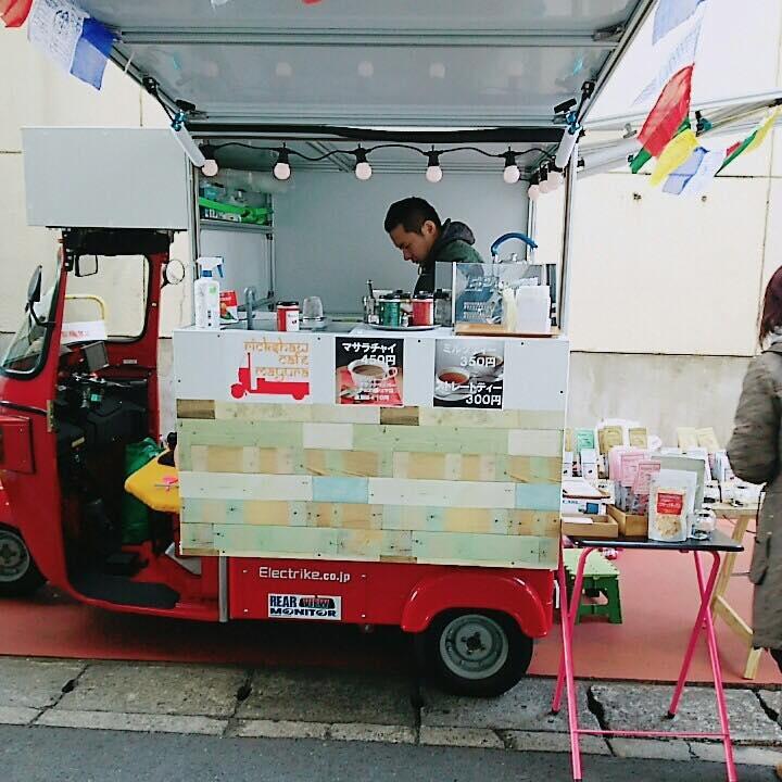 リキシャカフェ マユラ